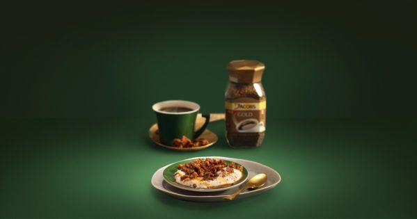 Kávová granola |