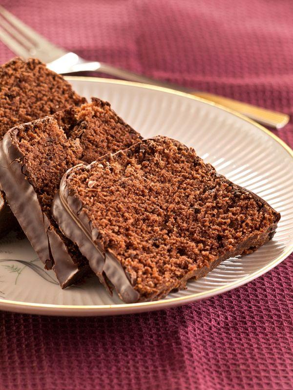 Čokoládový chlebíček |