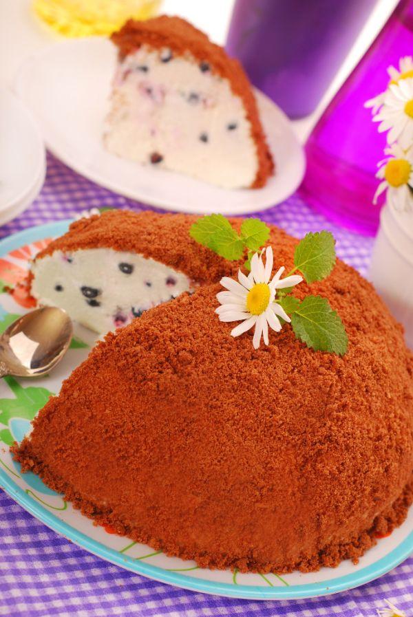 Krtkova torta domáca |