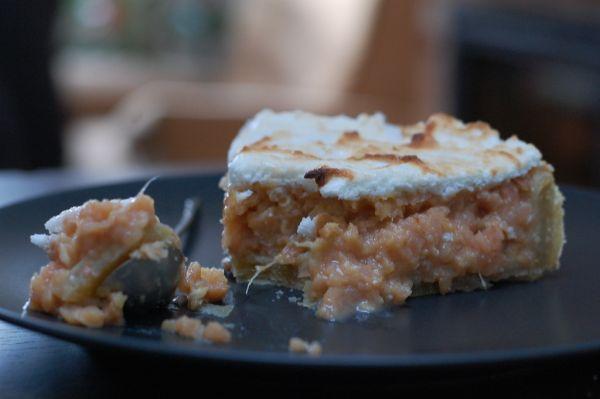 Jablkovo-zázvorový špaldový koláč |