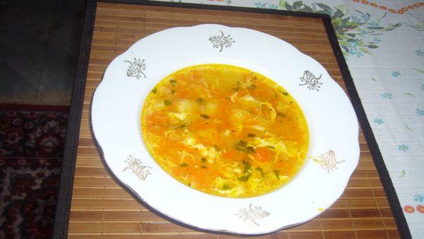 Zajačikova polievka (mrkvová) |
