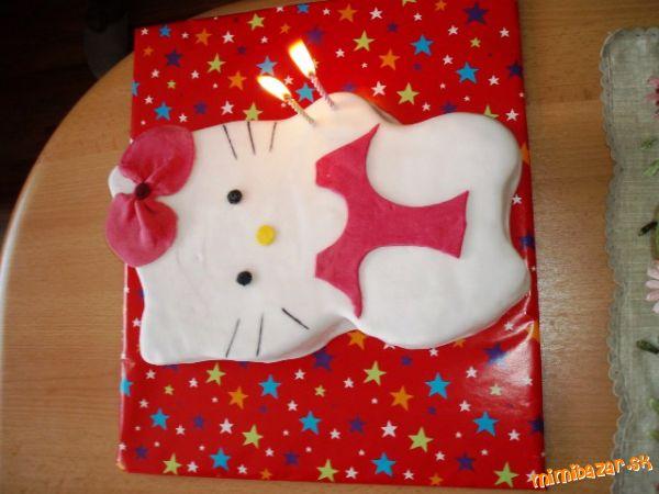 Moja druhá poťahovaná Kitty  MIMIBAZAR.sk