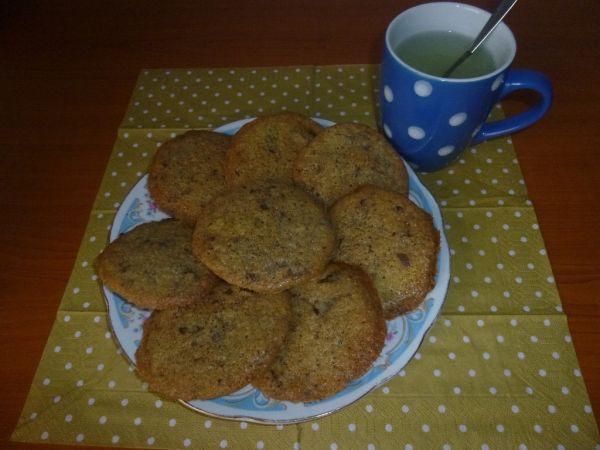 Čoko-orieškové cookies |