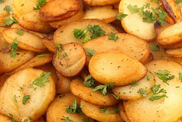 Parížske zemiaky |