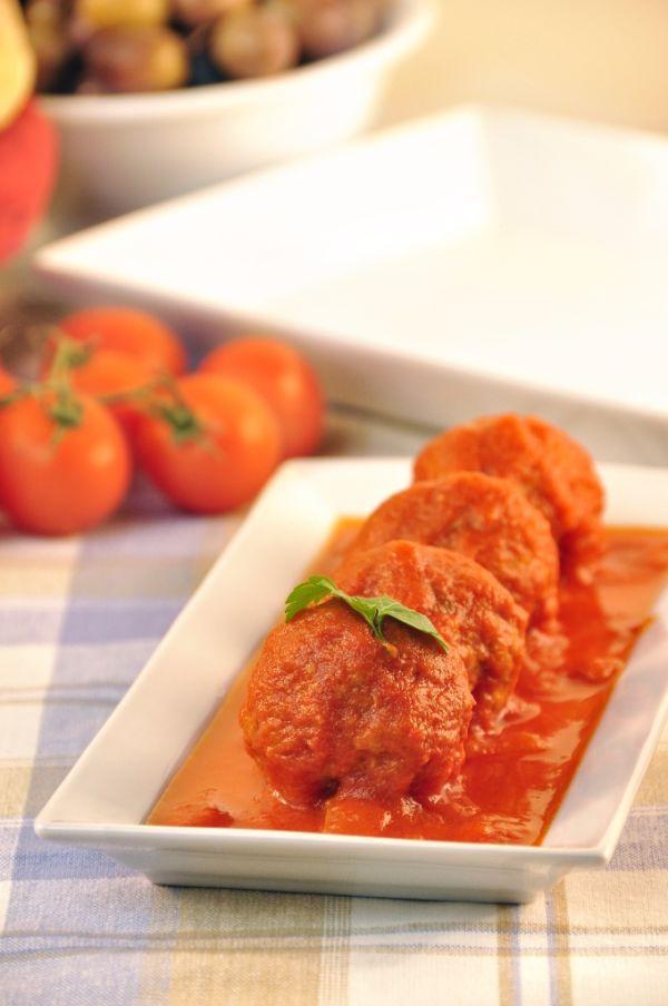 Mleté mäso na taliansky spôsob |