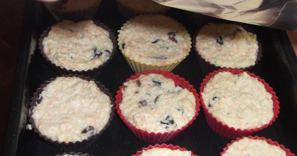 Obrátené pšenové muffiny bez cukru, fotogaléria 12 / 13.