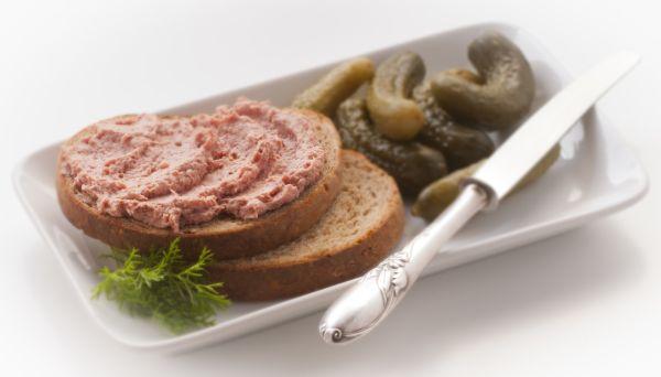 Pomazánka z bravčového mäsa |