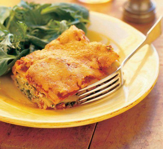 Zeleninové lasagne |