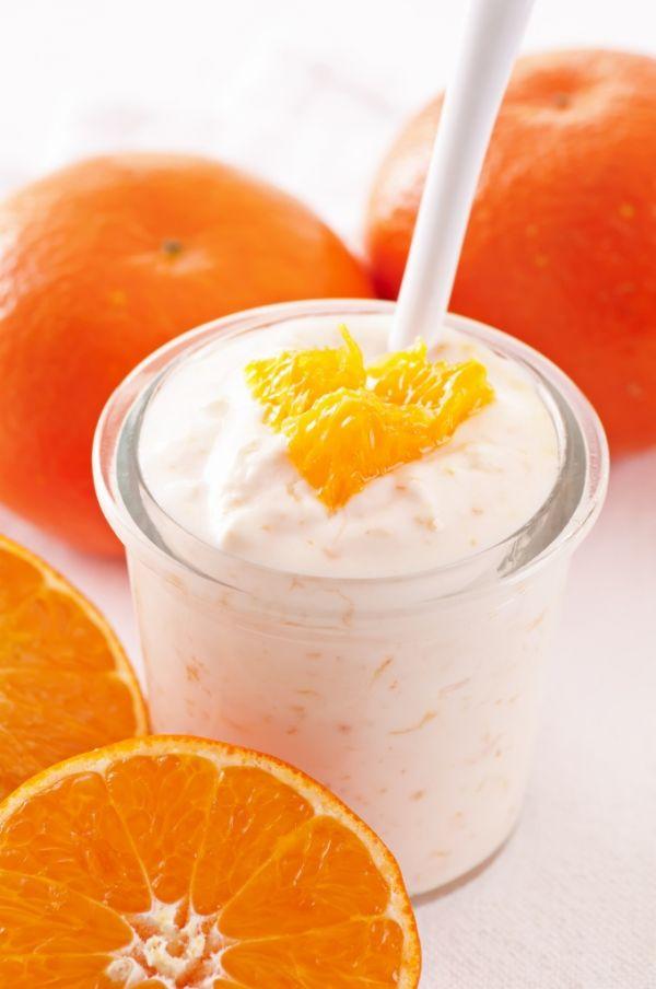 Pomarančový tvaroh |