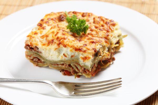 Lasagne na milánsky spôsob |