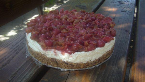 Čerešňový cheesecake |