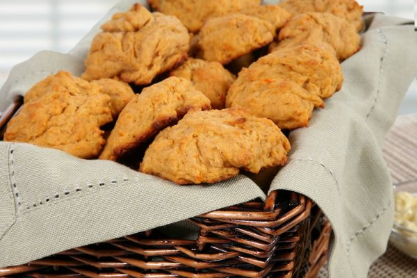Zemiakové keksy |