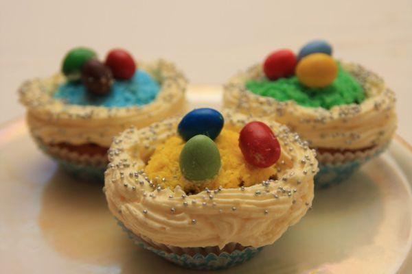 Veľkonočné kokosové muffiny |