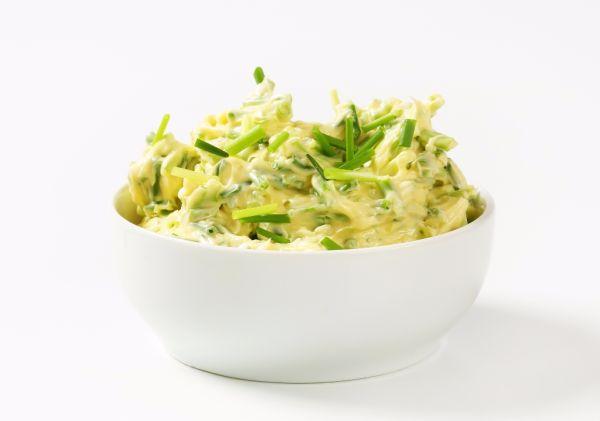 Bylinkové maslo s uhorkou |