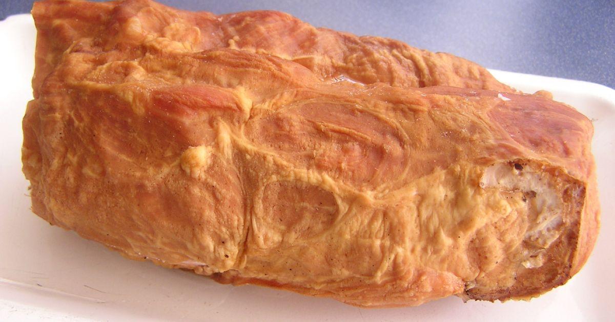 Veľkonočná šunka v chlebe, fotogaléria 2 / 8.