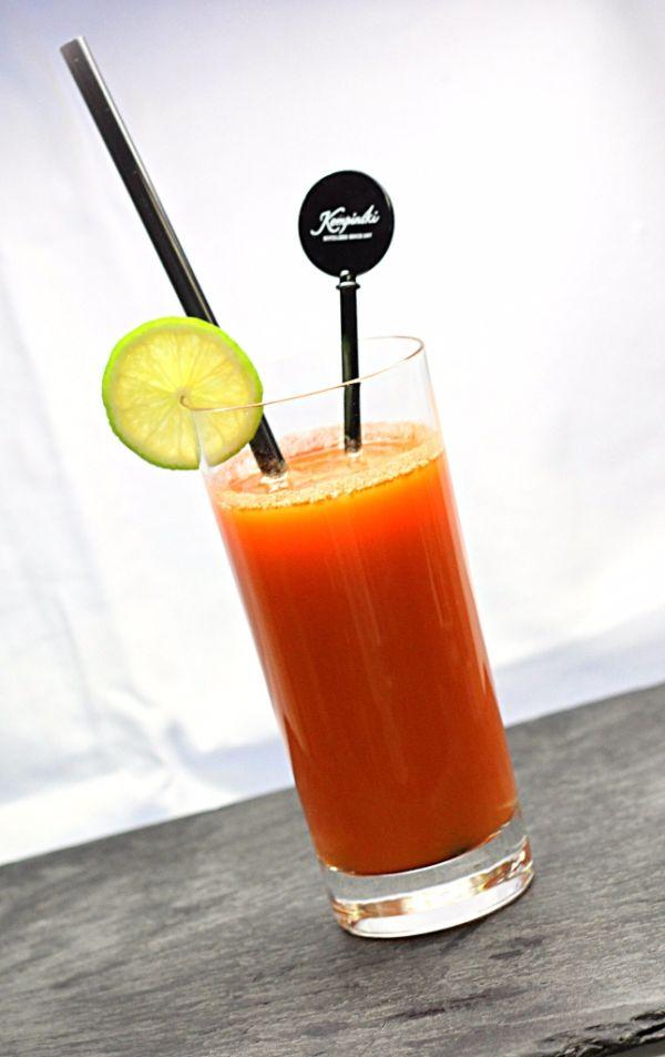 Jablkovo-mrkvový nápoj |
