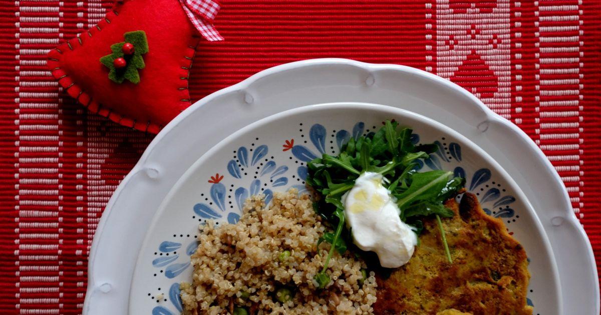 Vianočné placky a quinoa, fotogaléria 1 / 1.