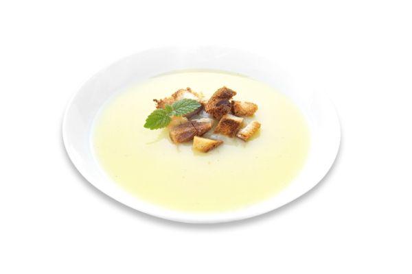 d6b9eaa8a Mliečna polievka so žĺtkami   Dobruchut.sk