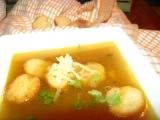 Chlapská cesnaková polievka  česnačka