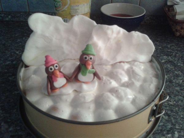 Nepečená torta |