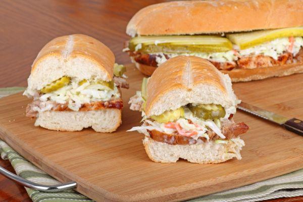 Plnený sendvič |
