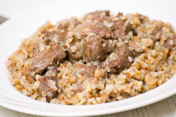 Hovädzie mäso s krúpami |
