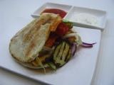 Turecký kurací kebab v domácich podmienkach
