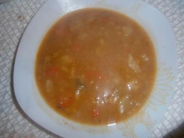 Polévka z bílých fazolí  Recepty na každý den