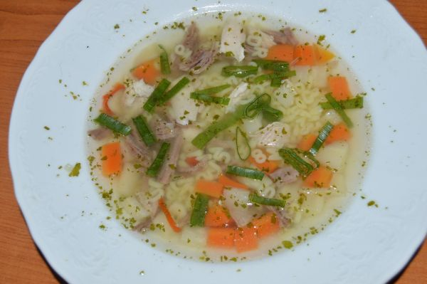 Francúzska polievka |
