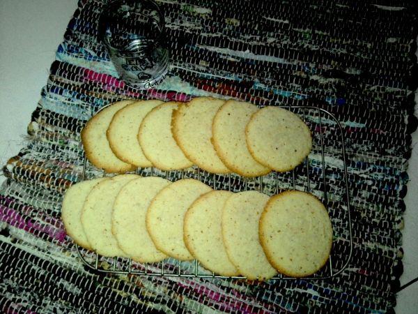 Cookies zo salka a bielej čokolády |