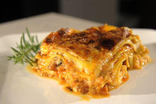 Kamiline lasagne |