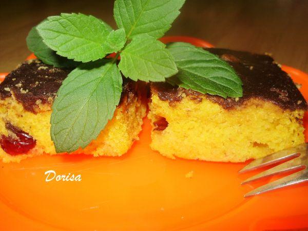 Rýchly mrkvový koláč |