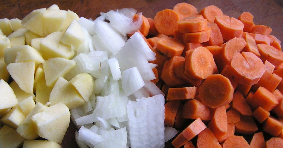 Mrkvová polievka so zázvorom, fotogaléria 2 / 6.