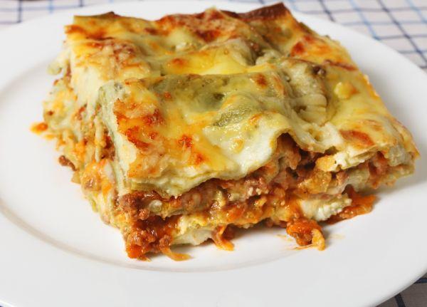 Študentské lasagne |