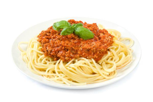 Špagety Bolognese |