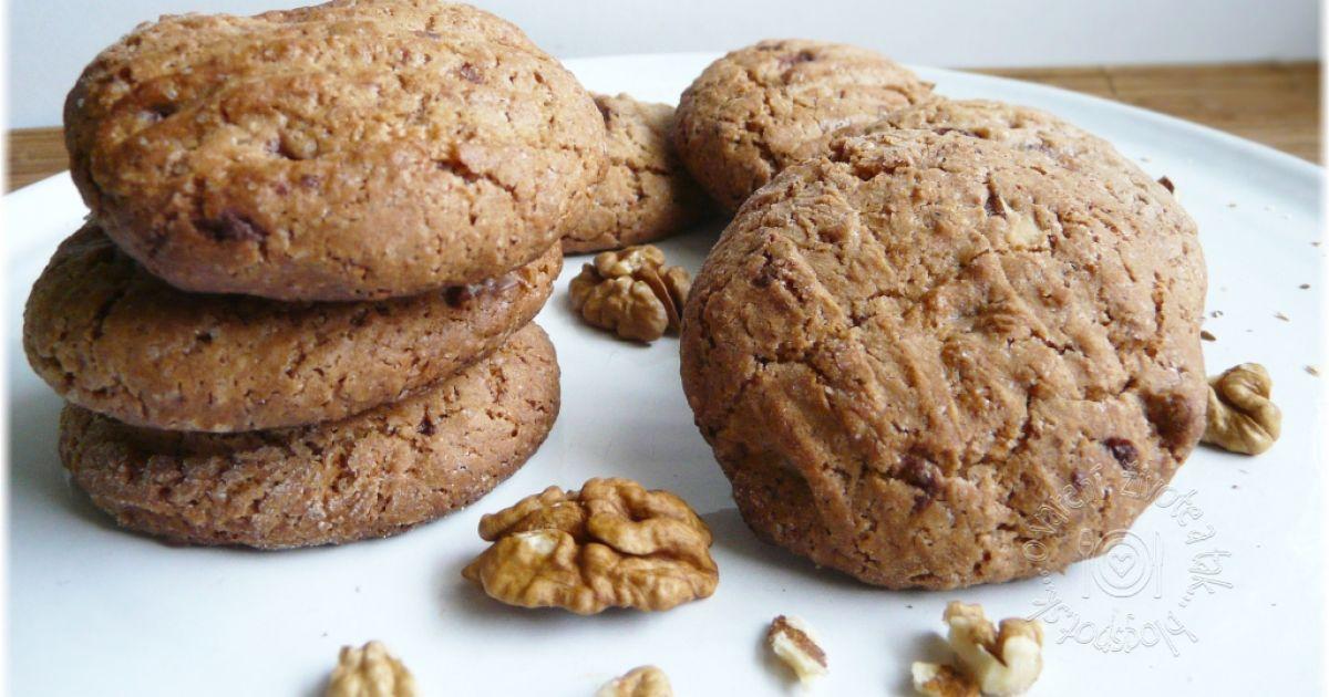 Špaldové cookies s kúskami čokolády, fotogaléria 6 / 6.