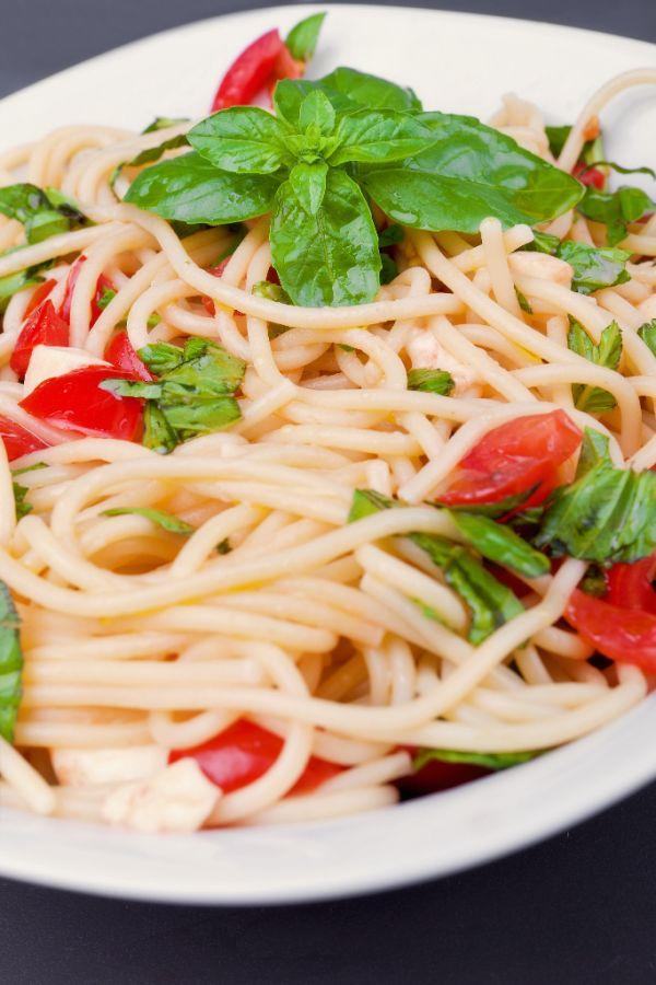 Spaghetti al pomodoro |