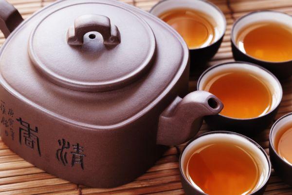 Ázijský čaj |