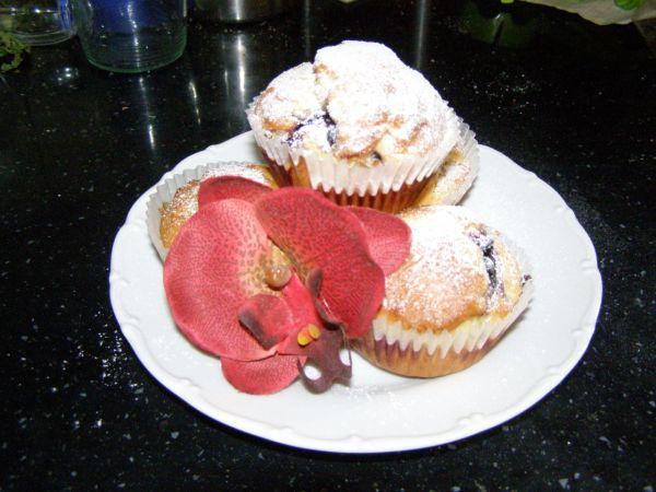 Bezlepkové banánové muffiny s ovocím |