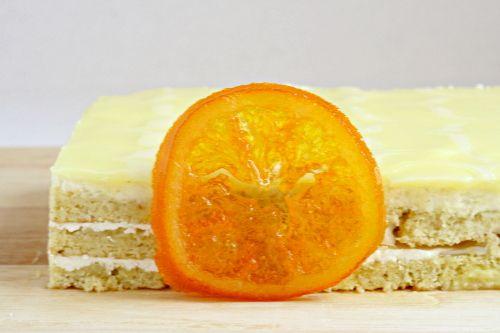 Pomarančová roláda |