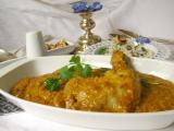 Indická kuchyňa  maslové kura masala