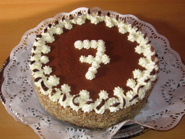 Orechová torta |