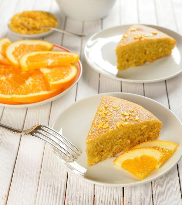 Pomarančový koláč  