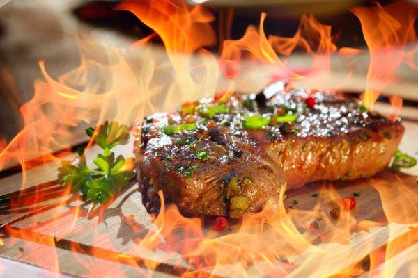 Steak au poivre |