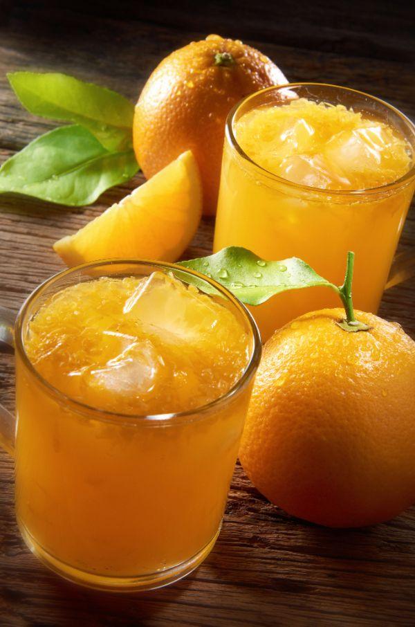 Pomarančový džús |