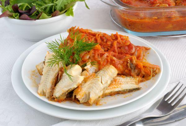 Ryba pečená v rúre |