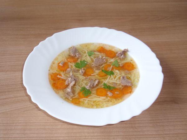 Hovädzia polievka |