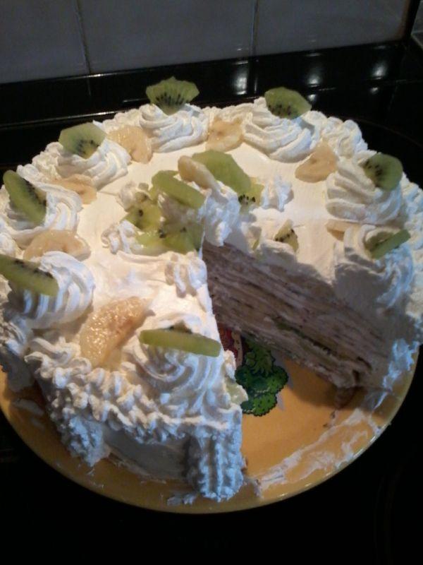 Palacinková torta |