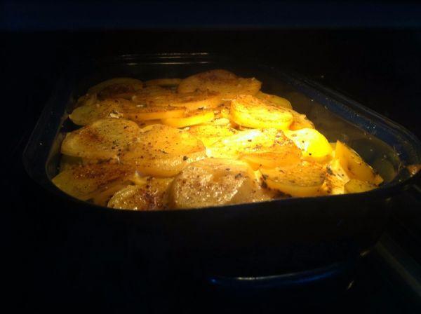 Najlepšie francúzske zemiaky |