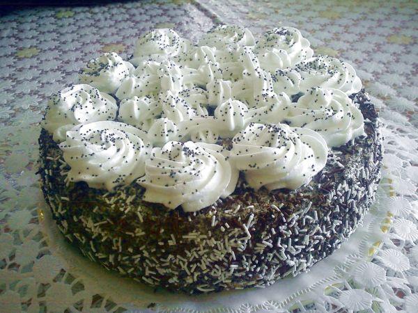 Maková torta |